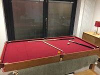 Fantastic 6ft x 3ft Pool Table