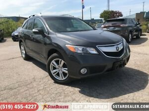 2013 Acura RDX Tech Pckg | NAV | LEATHER | ROOF