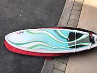 6ft NSP Surfboard