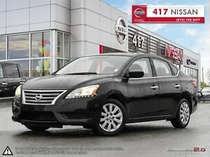 2014 Nissan Sentra 1.8 SV //Economical Commuter // Power Group /