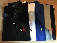 Ralph Lauren Men's Polo Shirt Wholesale