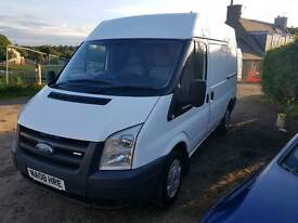 Ford Transit Mk7 2.2 TDCi 124k 1 years mot.