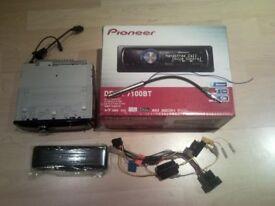 Pionner headunit DEH-P7100BT