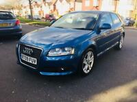 AUDI A3 SPORT 138 TDI 2009/09 2L DIESEL HPI CLEAR / ITS NOT BMW BENZ OR RANGE ROVER X5