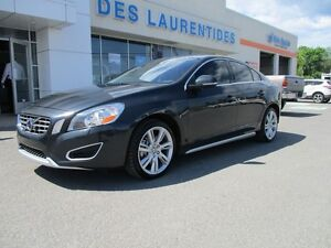 2012 Volvo S60 T5 Level 2/CUIR/TOIT