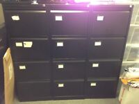 Office Filing Cabinets - Large and Small