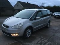 """07 FORD GALAXY 2.0 TDCI ZETEC """"NEW TIMING BELT"""" P/EX WELCOME"""