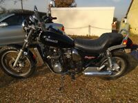 Kawasaki VN400 Eliminator Winter project SWAP or PX CAR or Bike