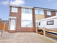 2 Bedrooms, Parking Space, Central Heating, Double Glazing, Near M1,M62,Station, Bus,Rear Garden,