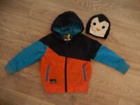 Boys Coat / Jacket 6 - 7 years NEXT and Hat