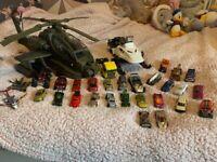 Toy vehicle bundle
