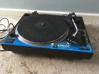 Citronic PD-1 Direct Drive Turntable. Good Condition & Working Order