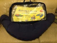 Theraline maternity and nursing pillow