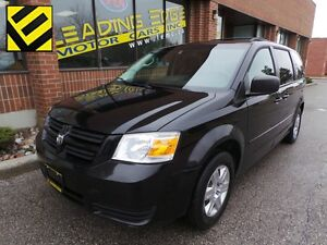 2010 Dodge Grand Caravan SE Front and rear stow and go