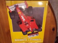 Formuala 1 yearbook 2000 to 2001 motorsport at its best fully ilustrated