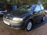 52 plate - Fiat punto - 1.2 petrol - one year mot- warranted miles - good runner - clean car