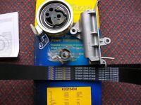 GOODYEAR K2G1543H TIMING BELT KIT WITH DAMPER FOR 1.4 TDI, 1.9TD AUDI,VW, SKODA