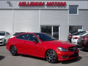 2013 Mercedes-Benz C-Class C250 COUPE / AMG / NAVI / SUNROOF
