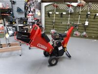 """Special Offer Reduced From £749 to £699 - COBRA COCHIP650L 3"""" CAPACITY WOOD CHIPPER, Drumaness"""