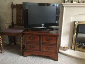 Selection of Small Mahogany Furniture