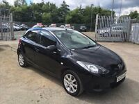 2008 MAZDA2 1.3 TS2 5dr/ Low Mileage / HPi Clear