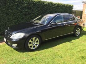 MERCEDES-BENZ S CLASS S320 7G-TRONIC LIMO AUTOMATIC LUXURY FULLY LOADED SAME AUDI/BMW/RANGE ROVER