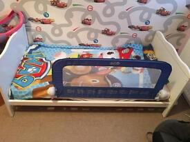 2 toddler beds