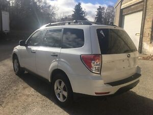 2011 Subaru Forester X Convenience Kitchener / Waterloo Kitchener Area image 3