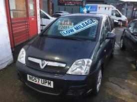 Vauxhall Meriva 1.4 Energy *** 12 MONTHS WARRANTY! ***
