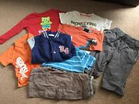 Boys Bundle 9-12 Months