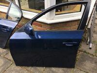 Passenger door for BMW e60
