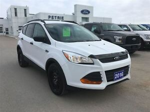 2016 Ford Escape S - SNOW TIRES, REAR CAM