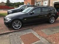 Bmw 330d 6 speed rare manual / FSH / Leather Top spec