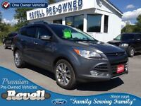2014 Ford Escape SE 4WD - One Owner Great Fuel Economy 4 Cyl