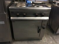Lincat V7 Oven with Lincat HT7 Boiling Top (Electric)