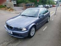 BMW 320i AUTOMATIC COUPE. A FANTASTIC BMW. FULL BMW APPROVED SERVICE HISTORY. IMMACULATE.