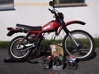 Honda XL500S PD01 Oldtimer-Enduro für Ersatzteile, wie XL XR 250 Nordrhein-Westfalen - Werther (Westfalen) Vorschau