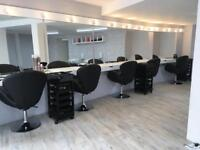 hair stylist chair & Beauty rooms for rent 1st 5weeks free