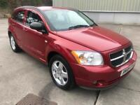 Stunning 2009 59 Dodge Caliber 2.0Crd Sxt **Only 2 Owners+History+Full Heated Leather**