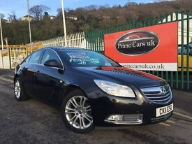 2011 11 Vauxhall Insignia 2.0 CDTi 16v Exclusive 6 Speed Manual Turbo Diesel Low Miles