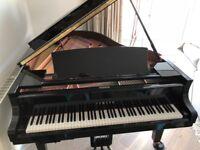 Yamaha C3X Transacoustic Grand Piano (C3XTA)
