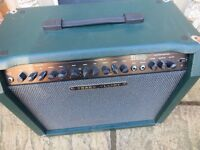 Trace Elliot Tramp Guitar Amplifier - Made in England - 1990s