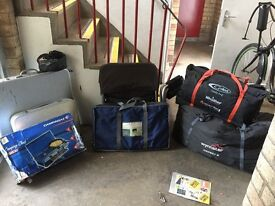 Camping gear for sale