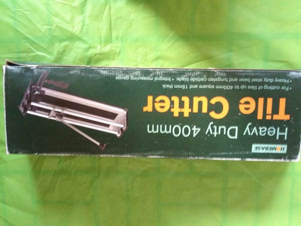 Homebase Tile Cutter In Worcester Worcestershire Gumtree