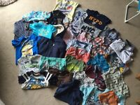 Large Bundle of boys 3-4 year clothes