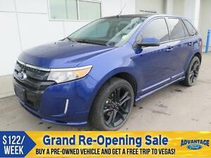 2013 Ford Edge Sport Nav. Moonroof.