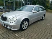 Mercedes E Class Avantgarde *HUGE SPEC*