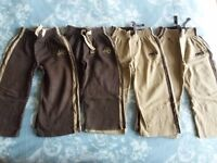 Bundle of Clothes Joggers Trousers Sports Wear Nearly New 3-4 years Children's Clothes