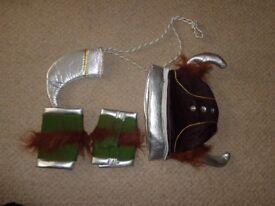 Kids Viking Costume/Accessories