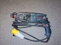 Bosch 2-26 - 110V SDS drill - Hammer drill
